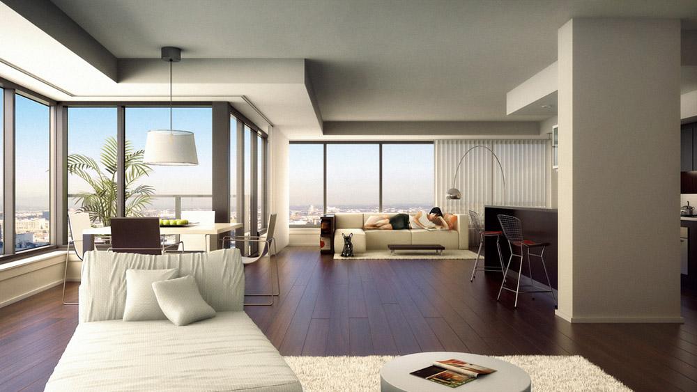 Evo maqueta virtual 3d renders 3d para ventas de for Departamento del interior