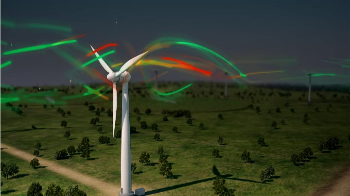 Wind Farm (GN) – 3D infographic animation - 3D animation + 3D ...