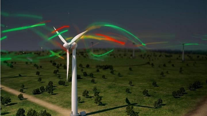 Wind Farm (GN) – 3D infographic animation - 3D animation + 3D ...