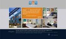 855 Croft – diseño web