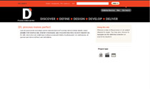 D5 – sitio web