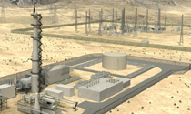 Electrical Substation – 3D visualization