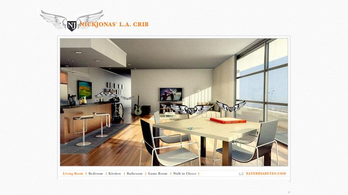 Condo / Glucometer – Online 3D web Interactive