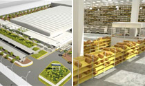 Warehouse (LO) – 3D fly-through