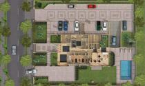 Vaticano – 3D rendering + 3D site plan